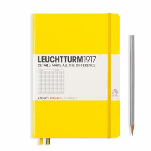 notebook-medium-a5-hardcover-249-numbered-pages-squared-lemon
