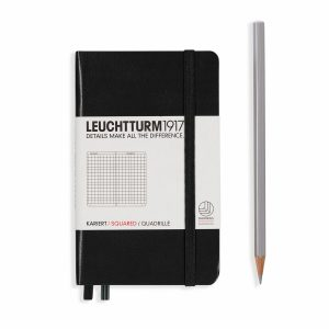notebook-pocket-a6-hardcover-185-numbered-pages-squared-black
