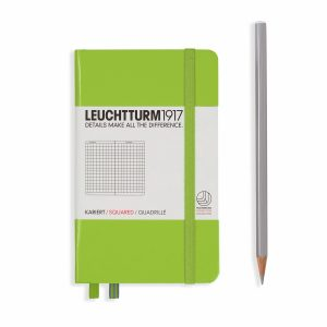 notebook-pocket-a6-hardcover-185-numbered-pages-squared-lime