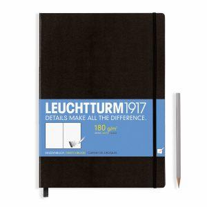 sketchbook-master-a4-96-pages-180-g-sqm-plain-black