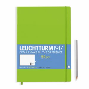 sketchbook-master-a4-96-pages-180-g-sqm-plain-lime
