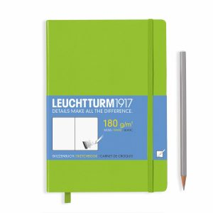 sketchbook-medium-a5-96-pages-180-g-sqm-plain-lime