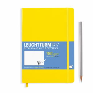 sketchbook-medium-a5-96-pages-180-g-sqm-plain-yellow