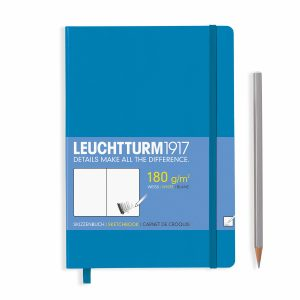 sketchbook-medium-a5-plain-96-pages-180-g-qm-azure