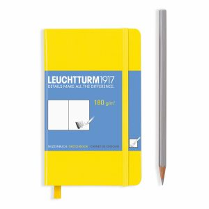 sketchbook-pocket-a6-96-pages-180-g-sqm-plain-lemon
