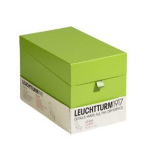 The Legatore CD-Box lime