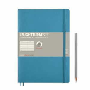 notebook-composition-b5-softcover-123-numbered-pages-ruled-nordic-blue