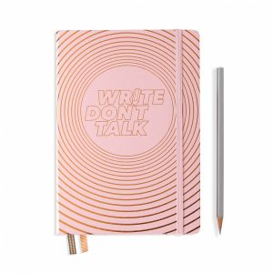 notizbuch-medium-a5-hardcover-251-num-s-puder-dotted-write-don-t-talk