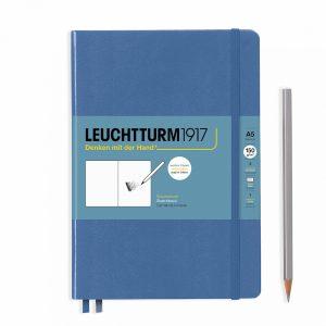 sketchbook-medium-a5-hardcover-112-pages-150-g-sqm-plain-denim