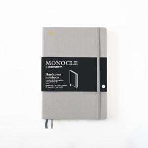 notizbuch-b5-monocle-hardcover-192-nummerierte-seiten-light-grey-dotted