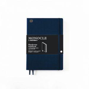 notizbuch-b5-monocle-hardcover-192-nummerierte-seiten-navy-dotted