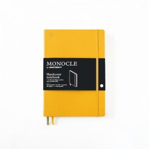 notizbuch-b5-monocle-hardcover-192-nummerierte-seiten-yellow-dotted-1