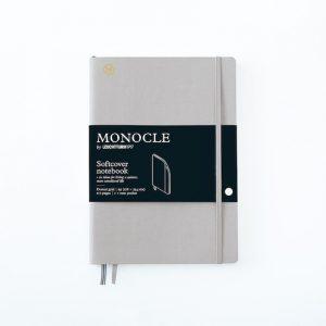 notizbuch-b5-monocle-softcover-128-nummerierte-seiten-light-grey-dotted