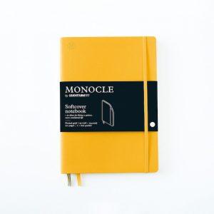 notizbuch-b5-monocle-softcover-128-nummerierte-seiten-yellow-dotted